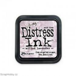 Razítkovací barvy - Distress Ink - Milled Lavender