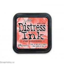 Razítkovací barvy - Distress Ink - Ripe Persimmon