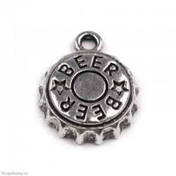 Pivní zátka - platina