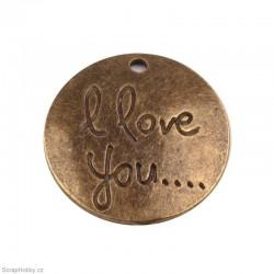 I love you - staromosaz