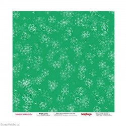 Oboustranný papír - Celebration - z kolekce Happy Holidays
