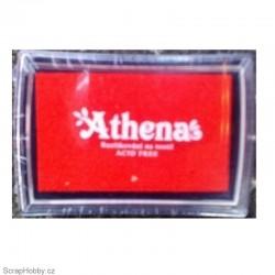 Athena - oranžová