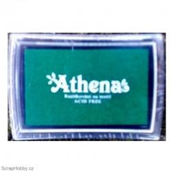 Athena - zelená