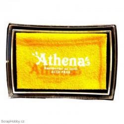 Athena -žlutá