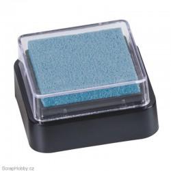 Razítkovací barva - světle modrá