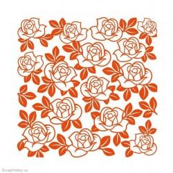 Embosovací kapsa - Růžičky