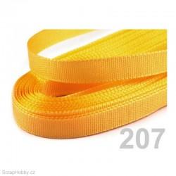 Taftová stuha - oranžová
