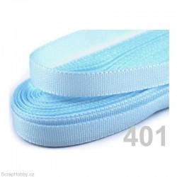 Taftová stuha - světle modrá