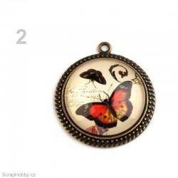 Motýl 2. - staromosaz