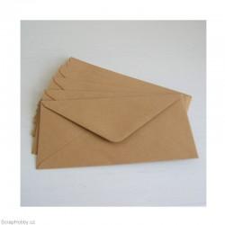 Obálky recyklované dlouhé