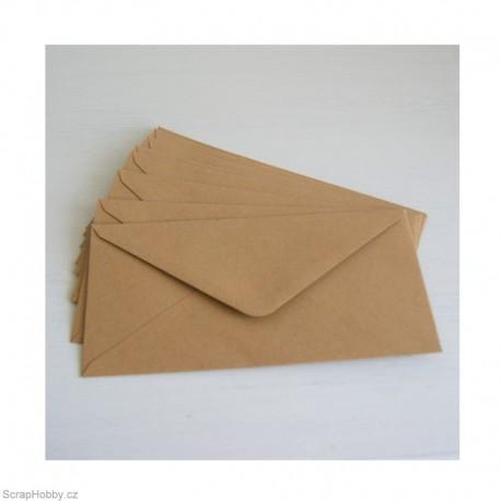Obálky recyklované vysoké