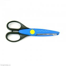 Ozdobné nůžky - nepravidelný motiv
