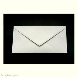 Obálky bílé vysoké