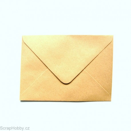 Scrapbooking - Obálky recyklované A6