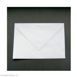 Obálky bílé C6