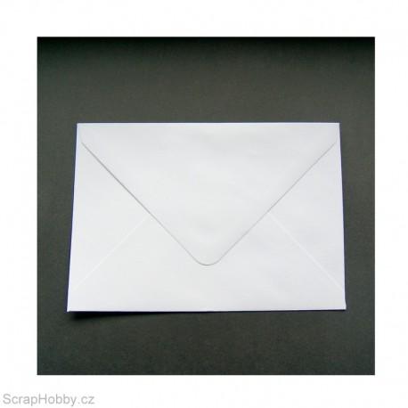 Scrapbooking - Obálky bílé A6