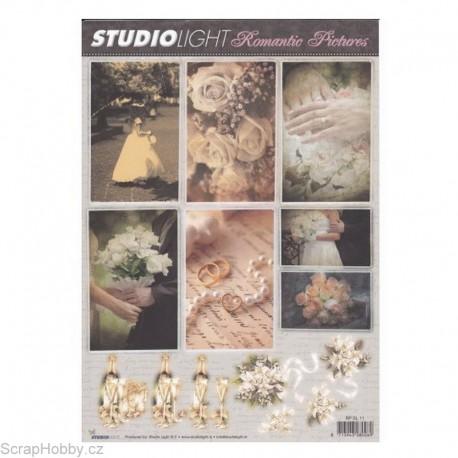 Obrázky - Svatební motivy
