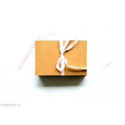 Recyklované kartičky 7 x 10,3 cm - 1 ks