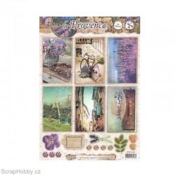Výřezy - la Provence