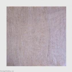 Nepálský papír - Imitace kůže - šedá