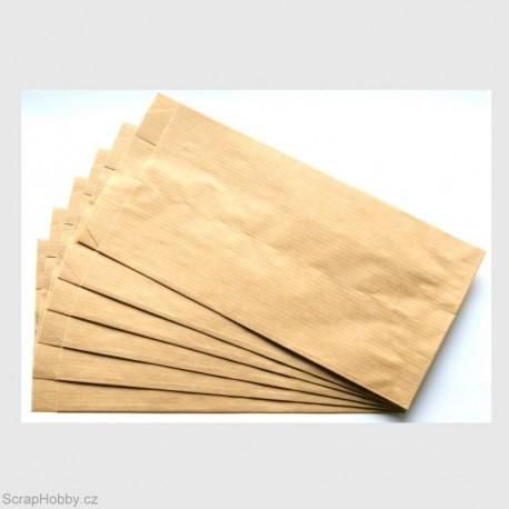 Papírový sáček - recyklovaný