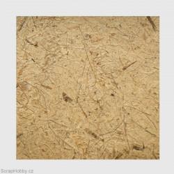 Ruční morušový papír - přírodní kokosový