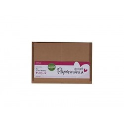 Blahopřání a obálky - 50ks - recyklované - A6
