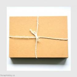 Recyklované papíry 17,8 x 12,7 cm - 50 ks