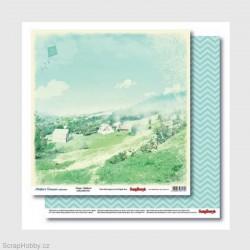 Oboustranný papír - Mother´s Treasure - Happy Childhood
