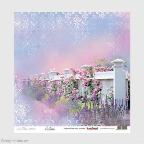 Jednostranný papír - In Bloom - In Bloom