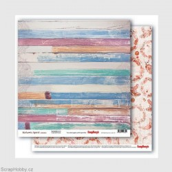 Oboustranný papír - Nature´s Spirit - Woodgrain