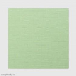 Cardstock papíry - Mátově zelená