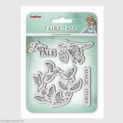 Fairy Tale - Magic Story - 4 ks