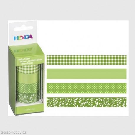 Sada - Zelená - 4ks