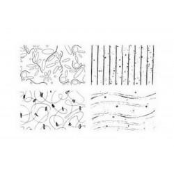 Razítka - Ornamenty